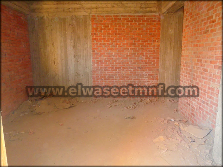 شقة تمليك للبيع بمساحة 156 متر ببرج جديد من الوسيط العفارية بشبين الكوم