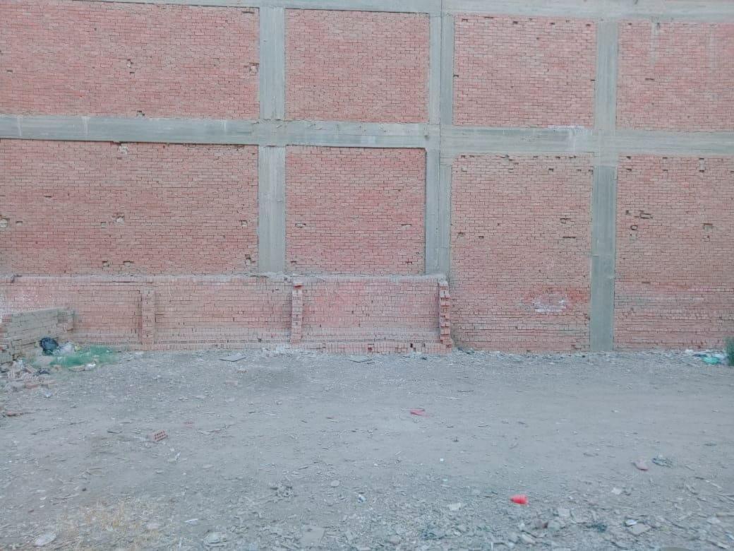 قطعة أرض مبانى للبيع بمساحة 130 متر خلف بنزينة الباجورى و بالقرب من أوتو جعفر بالبر الشرقى من الوسيط العقارية بشبين الكوم