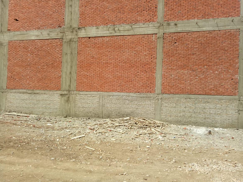 قطعة أرض مبانى للبيع بمساحة 118 متر على شارع بعرض 8 متر خلف إدارة الجامعة بالقرب من كوبرى المشاه و طريق ناجى شتله من الوسيط العقارية بشبين الكوم