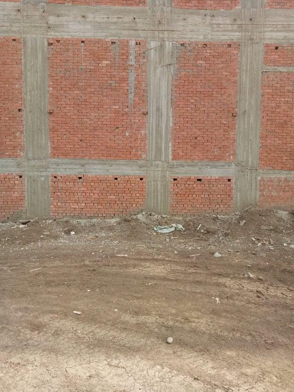قطعة أرض مبانى للبيع بمساحة 130 متر واجهه بحرية على شارع بعرض 10 متر بأرض النجار بالقرب من شارع باريس من شركة الوسيط العقارية بشبين الكوم