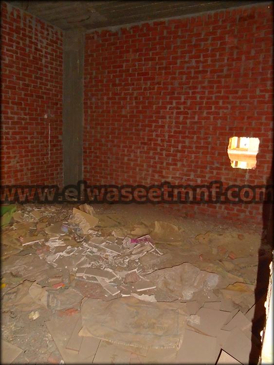 شقة تمليك بمساحة 150 متر ببرج جديد من الوسيط العقارية بشبين الكوم
